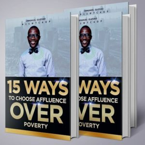 15 ways to choose Affluence over poverty