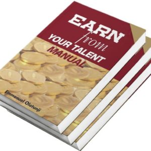 Earn From Your Talent